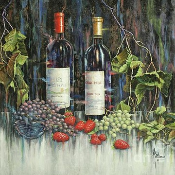 Still-life and Wine Collection