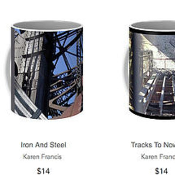 Strong as Steel Coffee Mug Collection Collection