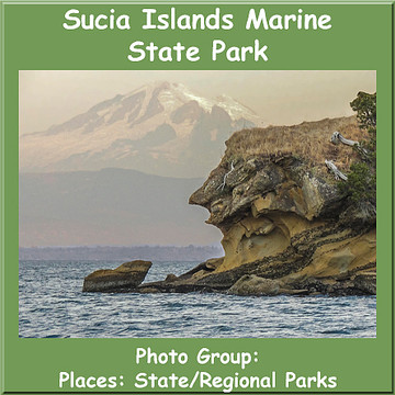 Sucia Islands Marine State Park Collection
