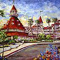 Sue Tushingham McNary Hotel Del Coronado Art Collection