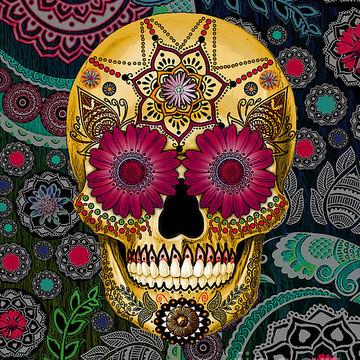 Sugar Skull Art Collection