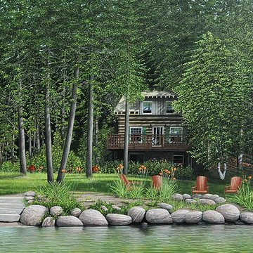 Summer Cottages Collection