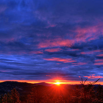 Sunrises & Sunsets from around the world