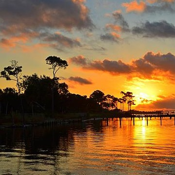 Sunrises on Santa Rosa Sound Collection