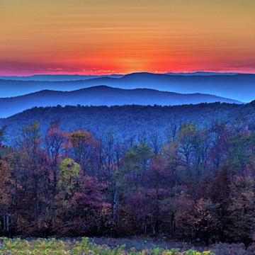 Sunset - Sunrise Art