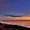 Sunset Cliffs Point Loma Nazarene College Collection