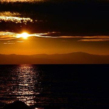 Sunset in Lake Tahoe Collection