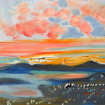 Sunset Studies Collection