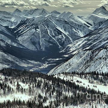 Sunshine Village Ski Resort - Banff National Park Collection