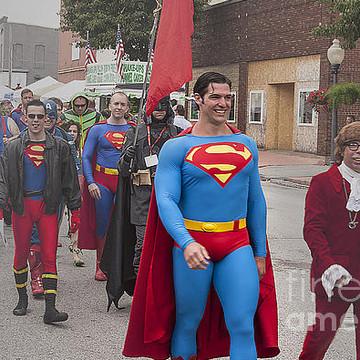 Superman Celebration 2014 Collection