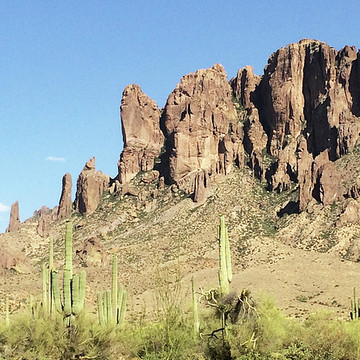 Superstition Mountain Phoenix Collection