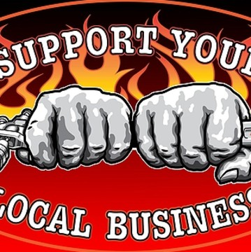 Support your local business T-Shirts Collection