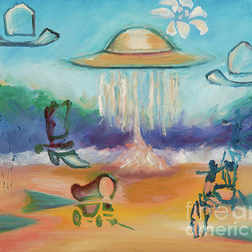 Surreal Collection via Art Promotions Collection