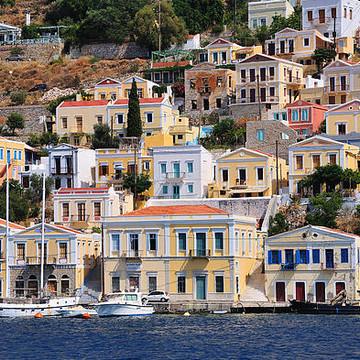 Symi island Collection