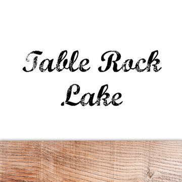 Table Rock Lake Collection