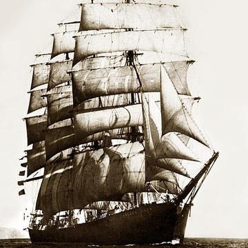 Tall Ships San Francisco 1880 1920