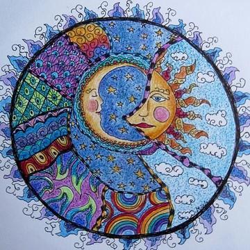 Tangle Art Collection