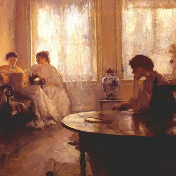 Tarbell Edmund Charles Collection