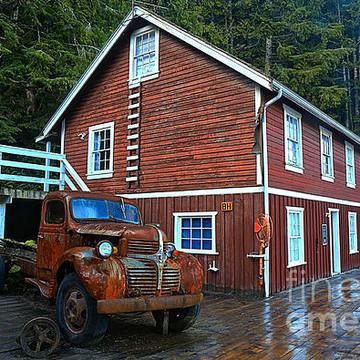 Telegraph Cove - Vancouver Island - British Columbia - Canada Collection