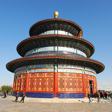Temple of Heaven Collection