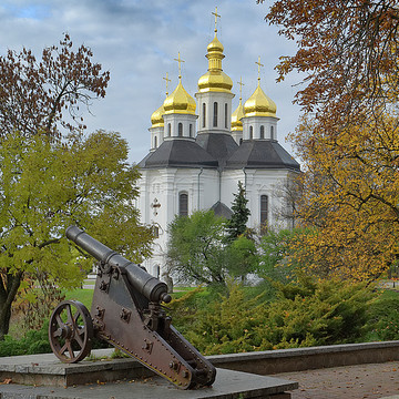 Temples of Ukraine Collection