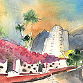 Tenerife Sketches and Paintings Collection