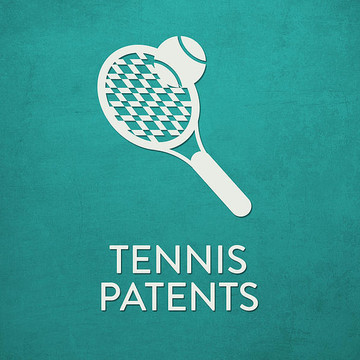 Tennis Patents Collection