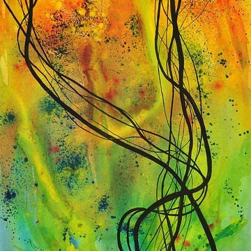 Terry Arroyo Mulrooney Abstract Collection