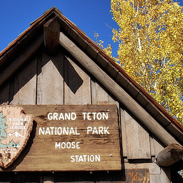 Teton National Park Collection