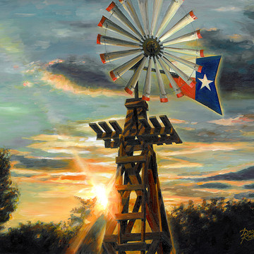 Texas Artworks Collection