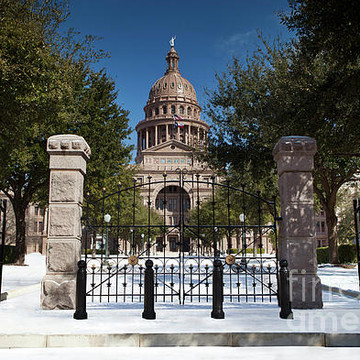 Texas State Capitol - Home of the State of Texas Legislature Photo Image Gallery