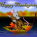Thanksgiving Greeting Cards Collection