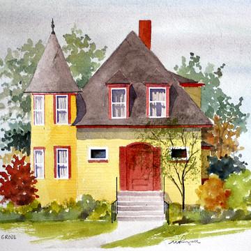 The Architecture of Oak Park IL Collection