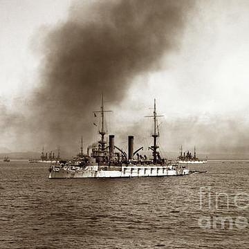 The Atlantic Fleet AKA White Fleet Collection