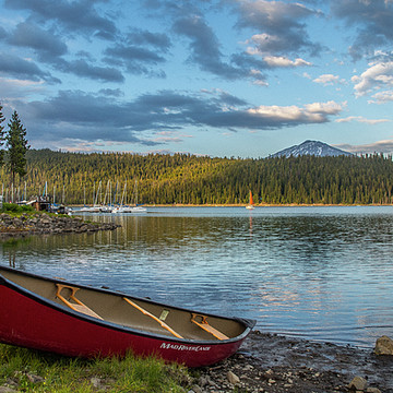 The Cascades Lakes Collection