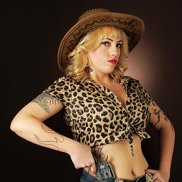 The Cowgirl Pin-Ups Collection