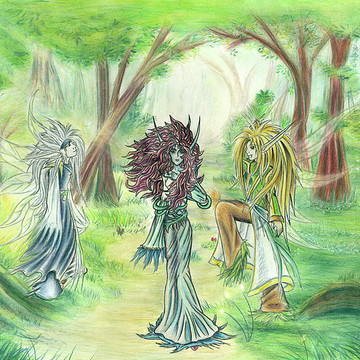 The Fae Collection