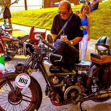 The Motorcycle Cannonball 2014 Collection