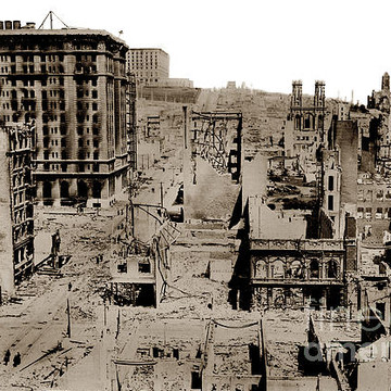 The Northern California Earthquake April 18 1906 Collection