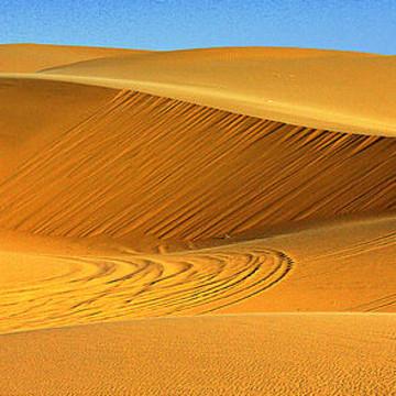 The Not So Desolate Desert Collection