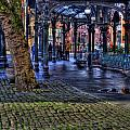 The Pergola in Pioneer Square Seattle Washington Collection