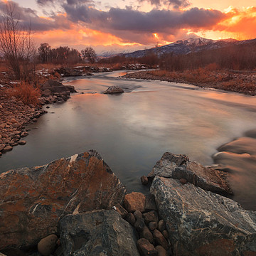 The Provo River Collection