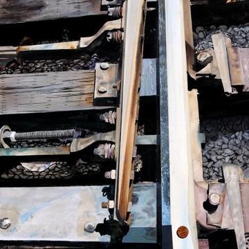 The Railroad Art of J Vincent Scarpace