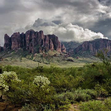 The Superstition Mountains - The Supes Collection