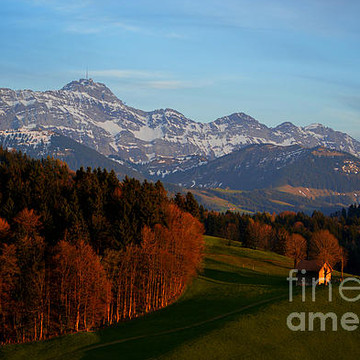 The Swiss Alps - Mountain Scenes in Switzerland and more Collection