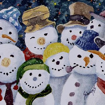 THINGS - Snowmen