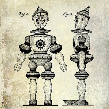 Toy Patents Collection