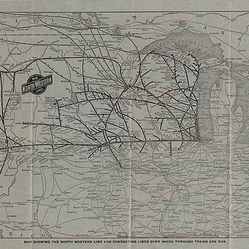 Train Maps