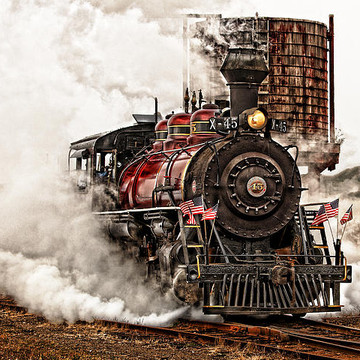 Trains and Steam Collection