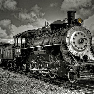 Trains Planes and Hot Air Balloons Collection